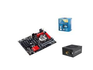 Upgrade Kit UKO-6157K: Intel Core i7-4790K 4.0GHz Quad Core, Gigabyte GA-Z97X-SLI ATX Motherboard, Rosewill PHOTON 1050W ...