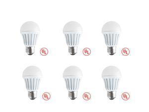 6X HitLights 6W  LED Light Bulbs Light Bulbs