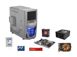 AMD FX-8350 Vishera 4.0GHz Eight-Core CPU, GIGABYTE 970A MOBO, HyperX Savage 8GB ...