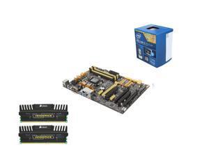 SuperCombo Upgrade Pack: Intel Core i5-4460 3.2GHz Haswell Quad-Core CPU, ASUS Z87-A LGA 1150 MOBO, CORSAIR Vengeance 4GB DDR3 1600 MEM