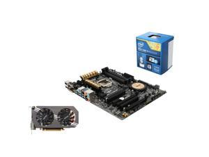 Upgrade Kit UKO-6154K: Intel Core i5-4690K Haswell 3.5GHz Quad-Core, Asus Z97-A/USB 3.1 ATX Motherboard, Zotac GTX 970 4GB