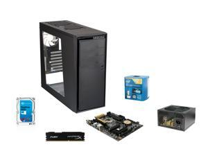 Cutter Class GIA-6159M: Intel Core i7-4790K 4.0GHz Quad-Core, Asus Z97-A/USB 3.1 ATX Mobo, Hyper X Fury 8GB DDR3 1600, Rosewill ...