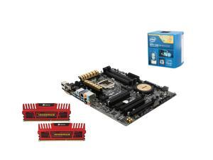 Upgrade Kit UKO-6141K: Intel Core i7-4790K Haswell Quad-Core 4.0GHz LGA 1150, ASUS Z97-A/USB 3.1 MB, Corsair Vengeance 16GB ...