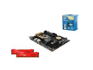 Upgrade Kit UKO-9150K: Intel Core i7-4790K Haswell Quad-Core 4.0GHz, ASUS Z97-A/USB 3.1 LGA 1150, (2x) HyperX Savage 8GB ...