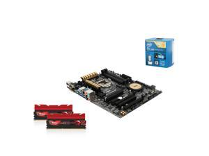 SuperCombo Upgrade Pack: Intel Core i7-4790K Haswell Quad-Core 4.0GHz CPU, ASUS Z97-A/USB 3.1 LGA 1150, G.SKILL Trident X ...