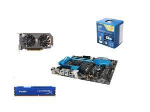 SuperCombo Upgrade Pack: Intel Core i5-4690K 3.5GHz Quad-Core CPU + ASRock Z97 ...