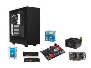 Intel Core i7-4790K 4.0GHz Quad-Core, Gigabyte GA-Z97X-SLI LGA 1150, G.Skill Sniper Series 16GB DDR3 2400, Zotac 970 4GB, ...