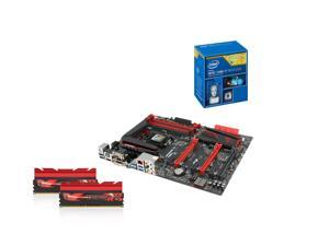 Upgrade Kit UKO-9140K: Intel Core i7-4790K Haswell 4.0GHz Quad-Core CPU, ASUS ...