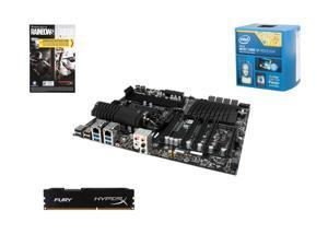 SuperCombo Black Friday Upgrade Special: Intel Core i7-4790K Devil's Canyon 4.0GHz Quad-Core CPU + ...