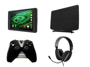 NVIDIA SHIELD Tablet K1, NVIDIA® SHIELD™ Tablet K1 Cover, NVIDIA® SHIELD™ Controller, ...