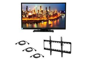 "Supercombo TV Special: Changhong 32"" Class 1080p LED HDTV - LED32YC1600UA, Rosewill RHTB-14005 - 32"" - 70"" LCD LED TV Tilt ..."