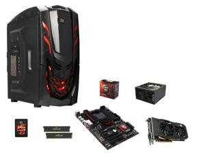 AMD FX-8320 Vishera 8-Core 3.5GHz CPU, MSI Gaming 970 Gaming AM3+ ATX, CORSAIR ...