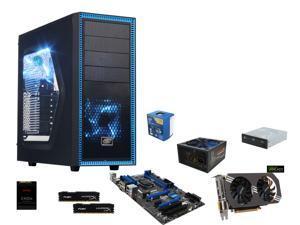 Intel Core i7-4790 Haswell Quad-Core 3.6GHz, HyperX FURY 16GB DDR3 1866, MSI Z97 PC Mate ATX, ZOTAC GTX 970 4GB, DEEPCOOL ...