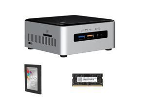 Intel NUC6i3SYHH w/ Core i3-6100 Processor + Avexir 8GB DDR4 SO-DIMM Memory + ADATA Premier 120GB SSD