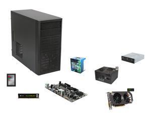 Intel Core i5-6500 Skylake Quad-Core 3.2GHz, GIGABYTE GA-H110M-A mATX MOBO, CORSAIR 8GB DDR4 2133 MEM, ZOTAC GTX 970 4GB, ...