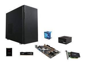 Intel Xeon E3-1220 SkyLake 3.0Ghz Server CPU, GIGABYTE GA-X150M-PLUS LGA 1151 SATA 6Gb/s Micro ATX, Kingston HyperX FURY ...