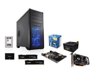 Intel Core i5-4690K Devil's Canyon Quad-Core 3.5GHz, ASUS Z97-E/USB 3.1 LGA 1150, HyperX Fury Black 8GB DDR3 1600, ZOTAC ...
