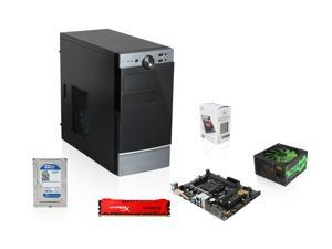 Pioneer Series EAA-3151S: AMD A4-6300 Dual-Core 3.7GHz, Asus A68HM-K mATX, 8GB DDR3 1600, WD Blue 1TB HDD, Rosewill FBM-02 ...