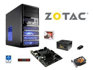 Console Killer Series: AMD FX-4350 Vishera Quad-Core 4.2GHz CPU, ASRock 970M Pro3 ...