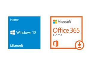 Windows 10 Home OEM & Office 365 Home  Premium – Download