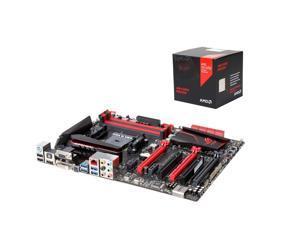 AMD A10-7870K with Quiet Cooler Quad-Core, ASUS A88XM-E A88X