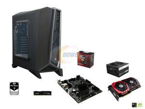 VR Ready Combo: AMD FX-8320 Vishera 8-Core 3.5GHz (4.0GHz Turbo) CPU, ASRock 970M Pro3 mATX MOBO, HyperX FURY 8 GB DDR3 1600 ...