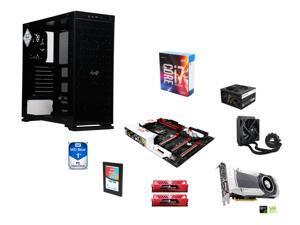 Intel i7-6700K Skylake Quad-Core 4.0Ghz, CORSAIR Hydro H50 CPU Cooler, Gigabyte G1 Gaming Z170X ATX MOBO, GeIL 16GB DDR4 ...