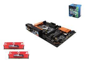 Intel i5-6600 Skylake Quad-Core 3.3GHz LGA 1151, ASRockZ170 Pro4 ATX MOBO, GeIL EVO POTENZA 16GB(2 x 8GB) DDR4 2400 MEM