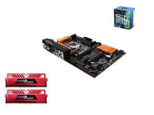 Intel i5-6600 Skylake Quad-Core 3.3GHz LGA 1151, ASRockZ170 Pro4 ATX MOBO, GeIL EVO POTENZA 16GB(2 x8GB) DDR4 3000