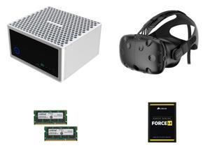 ZOTAC ZBOX MAGNUS EN 980 Gaming Mini PC Intel Core i5-6400 Quad-Core CPU w/ Nvidia GeForce GTX 980 Mini PC, Crucial 16GB ...