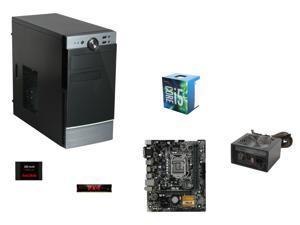 Shell Shocker Full Solution SuperCombo: Intel Core i5-6500 Skylake Quad-Core 3.2GHz, ASUS H110M-A/M.2 mATX, G.SKILL ...
