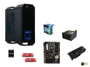Intel Core i5-6400 Skylake Quad-Core 2.7GHz, ASUS Z170-P ATX, GeIL EVO POTENZA 16GB DDR4 2400, Rosewill Glacier 600W BRONZE ...