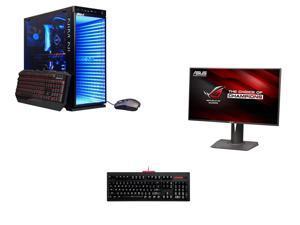 ABS Desktop PC Infinity ALI089 Intel Core i7 6900K (3.20 GHz) 32 GB DDR4 480 GB SSD Asus Strix GeForce GTX 1080 Windows 10 ...
