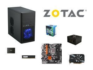 ARZ SuperCombo: Intel Core i5-6500 Skylake Quad-Core 3.2GHz CPU, ASRock H110M-DGS mATX MOBO, G.SKILL NT Series 8GB DDR4 2400 ...