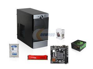Pioneer Series EAA-3152S: AMD A4-6300 Dual-Core 3.7GHz, A88X mITX, 8GB DDR3 1600, WD Blue 1TB HDD, Rosewill FBM-02 mATX Mini ...