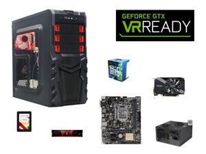 VR Ready Combo: Intel Core i5-6400 Skylake Quad-Core 2.7GHz CPU, ASUS H110M-E/M.2 mATX MOBO, G.SKILL Aegis 8GB DDR4 2133 ...
