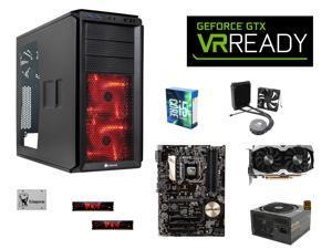 VR Ready Combo: Intel Core i5-6600K Skylake Quad-Core 3.5GHz CPU, ASUS Z170-P ATX MOBO, G.SKILL Aegis 16GB (2 x 8GB) DDR4 ...