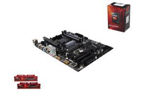 AMD FX-6300 3.5GHz 6-Core, AMD 970, 16GB DDR3