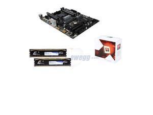 AMD FX-6350 3.9GHz 6-Core, AMD 970, 16GB DDR3
