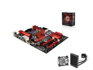 AMD FX-8320 3.5GHz 8-Core, AMD 970, CPU Cooler
