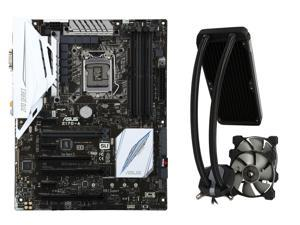 Asus Z170-A LGA 1151 ATX MOBO, Corsair Hydro Series H100i GTX Extreme Performance CPU Water Cooler
