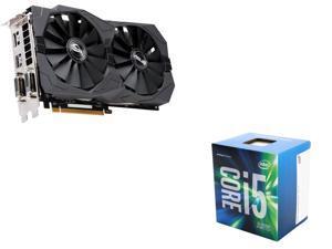ASUS RX 470 4GB VGA, Intel i5-6500K 3.2Ghz Quad-Core