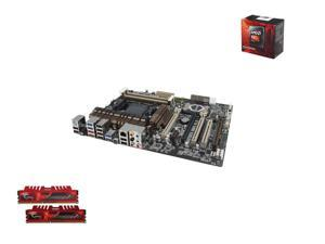 AMD FX-8350 4.0GHz 8-Core, ASUS AMD 990FX + SB950, 16GB DDR3