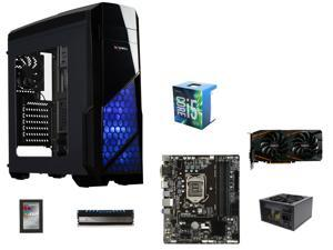 Rosewill Blizzcon Combo: Intel Core i5-6500 Skylake Quad-Core 3.2GHz, GIGABYTE GA-B150M-DS3H mATX, Avexir Core Series 8GB ...