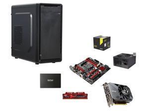 VR Ready Budget SuperCombo: AMD Athlon X4 880k Quad-Core 4.0GHz w/ AMD quiet cooler, ASRock A88M-G/3.1 mATX MOBO, G.SKILL ...