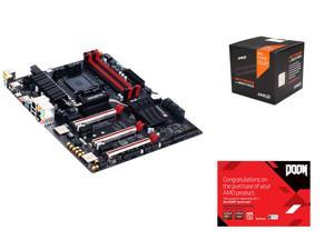 AMD FX-8370 4.0GHz 8-Core with Cooler, GIGABYTE GA-990FX-Gaming AM3+ AMD 990FX, AMD Gifts
