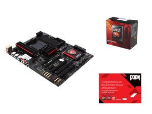 AMD FX-8320 Vishera 8-Core 3.5 GHz, MSI MSI Gaming 970 Gaming AM3+/AM3 AMD 970 and SB950, AMD Gifts