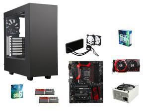 Intel Core i5-6600K Skylake Quad-Core 3.5GHz, MSI Gaming Z170A GAMING M5, G.SKILL TridentZ 16GB DDR4 3200, Intel 600P Series ...
