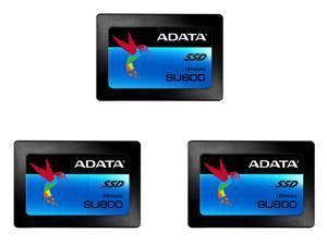 3-Pack ADATA Ultimate SU800 2.5