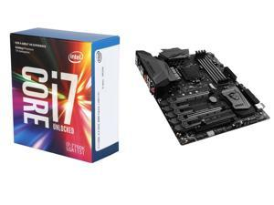 New Intel Bundle: Intel Core i7-7700K Kaby Lake Quad-Core 4.2 GHz LGA 1151 CPU, MSI Z270 GAMING M5 LGA 1151 Intel Z270 ATX ...